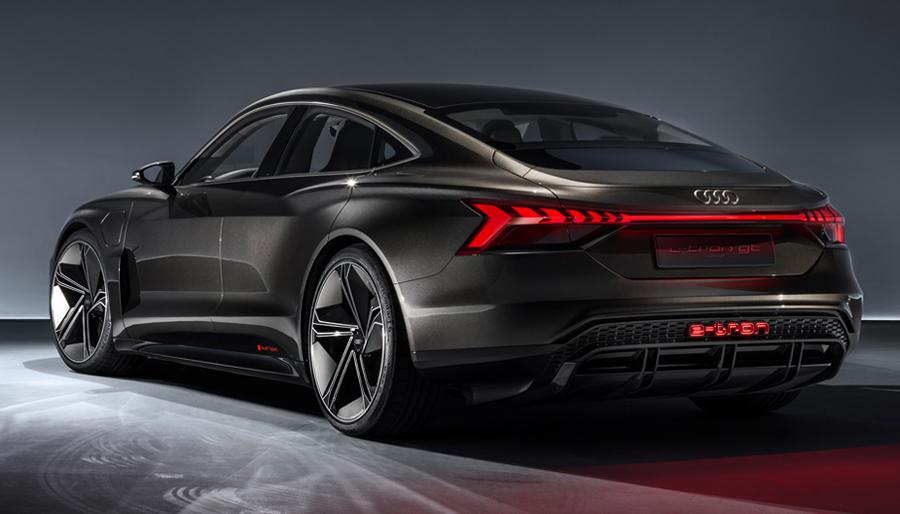 Audi e-tron GT Concept - Bridle Asset Finance